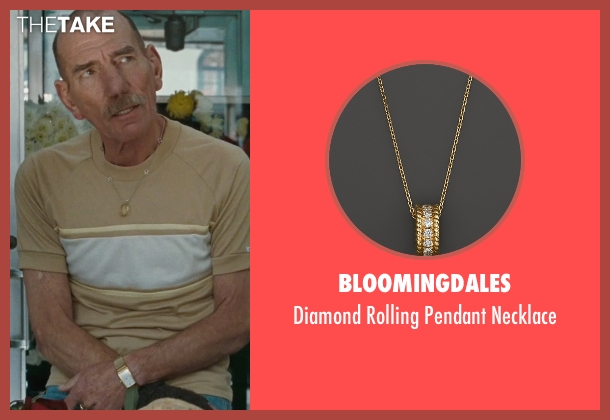 Bloomingdales necklace from The Town seen with Pete Postlethwaite (Fergus 'Fergie' Colm)