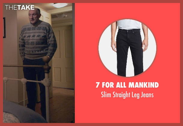 7 For All Mankind black jeans from The Visit seen with Peter McRobbie (Unknown Character)