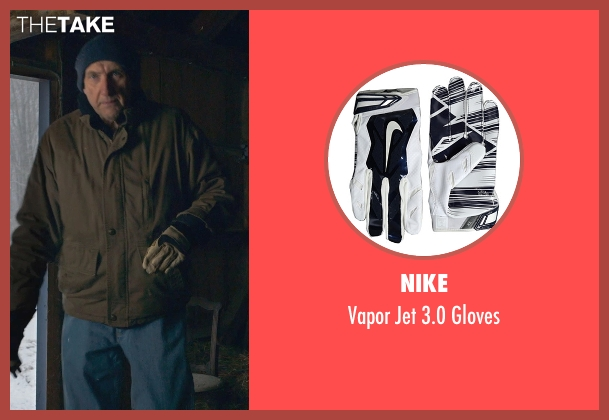 Nike white gloves from The Visit seen with Peter McRobbie (Unknown Character)