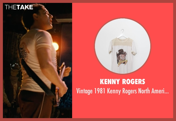 Kenny Rogers white concert from Couple's Retreat seen with Peter Serafinowicz (Sctanley)
