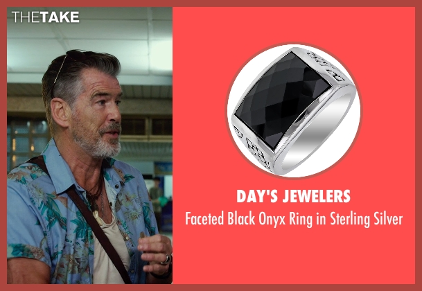 Day's Jewelers black silver from No Escape seen with Pierce Brosnan (Hammond)
