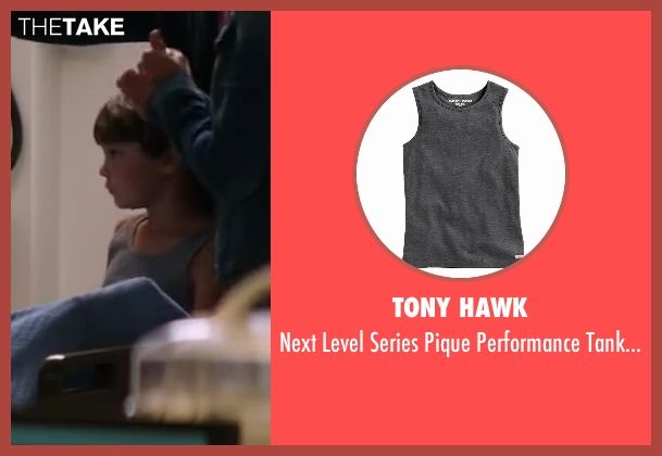 Tony Hawk gray 8-20 from Wish I Was Here seen with Pierce Gagnon (Tucker)
