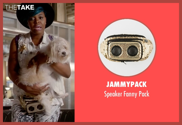 Jammypack gold pack from Empire seen with Porsha (Ta'Rhonda Jones)