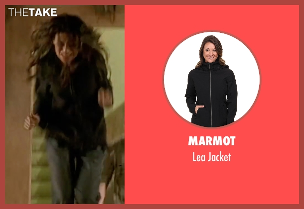 Marmot black jacket from The Transporter seen with Qi Shu (Lai)