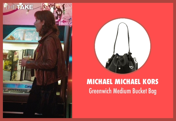 Michael Michael Kors brown bag from Master of None seen with Rachel (Noël Wells)