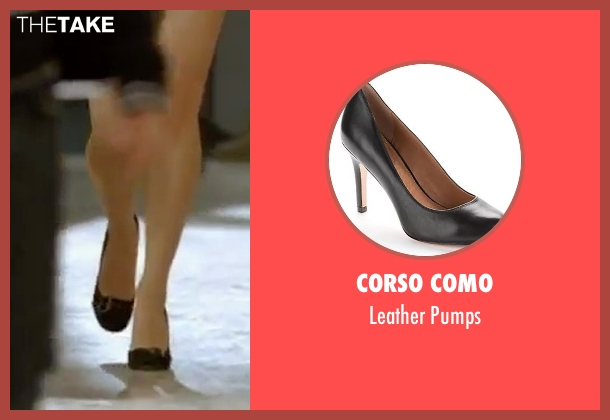 Corso Como black pumps from Mean Girls seen with Rachel McAdams (Regina George)