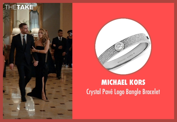 Michael Kors silver bracelet from Southpaw seen with Rachel McAdams (Maureen Hope)