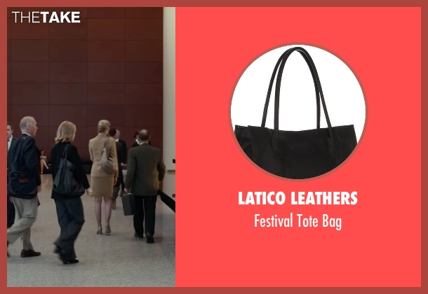 Latico Leathers black bag from Spotlight seen with Rachel McAdams (Sacha Pfeiffer)