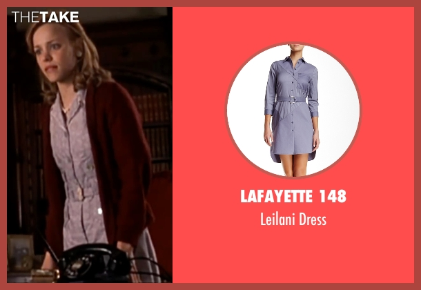 Lafayette 148  purple dress from The Notebook seen with Rachel McAdams (Allie)