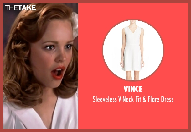Vince  white dress from The Notebook seen with Rachel McAdams (Allie)