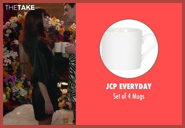 Jcp Everyday mugs from Dumb and Dumber To seen with Rachel Melvin (Penny Pichlow)