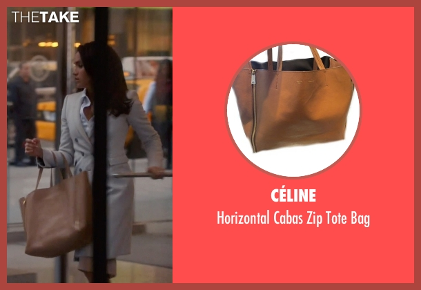 Céline brown bag from Suits seen with Rachel Zane (Meghan Markle)