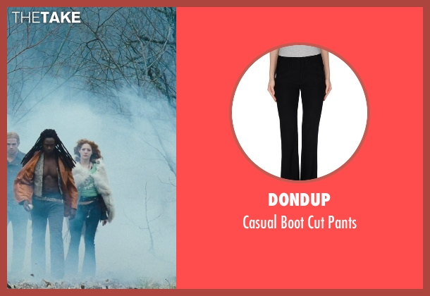 Dondup black pants from Twilight seen with Rachelle Lefevre (Victoria)
