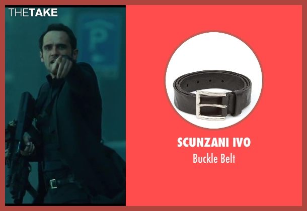 Scunzani Ivo black belt from A Good Day to Die Hard seen with Radivoje Bukvic (Alik)