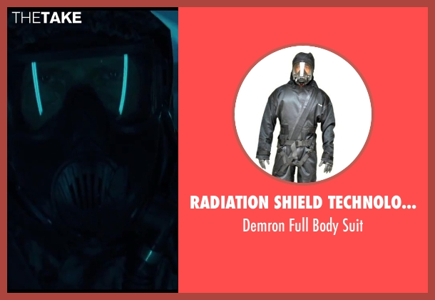 Radiation Shield Technologies suit from A Good Day to Die Hard seen with Radivoje Bukvic (Alik)