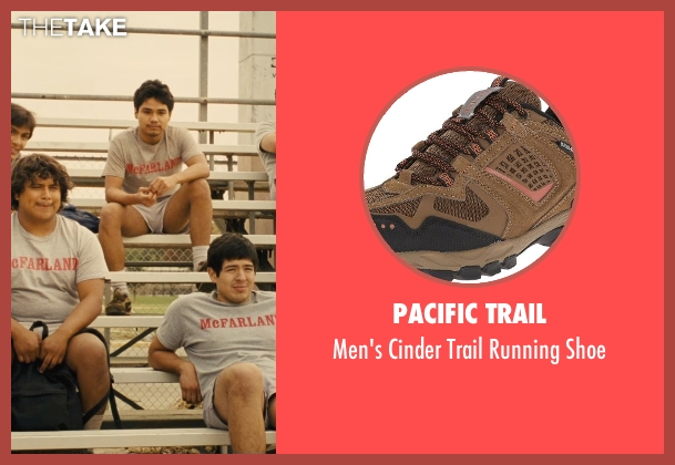 Pacific Trail brown shoe from McFarland, USA seen with Rafael Martinez (David Diaz)
