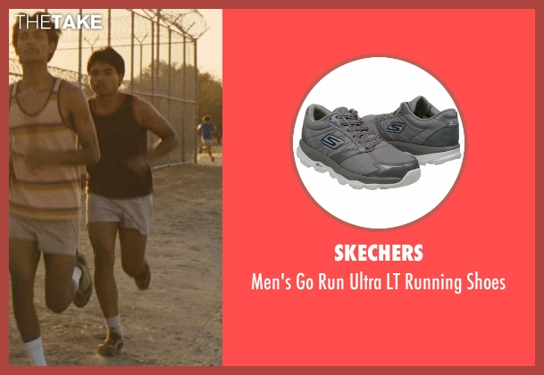 Skechers gray shoes from McFarland, USA seen with Rafael Martinez (David Diaz)