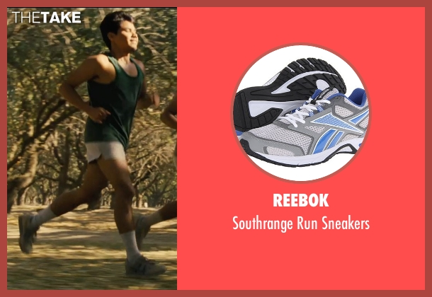 Reebok gray sneakers from McFarland, USA seen with Rafael Martinez (David Diaz)