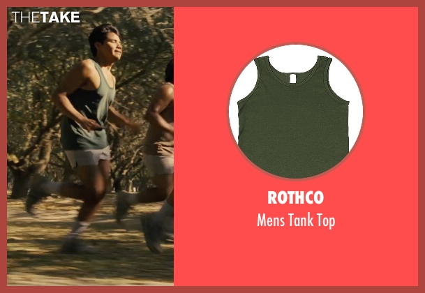 Rothco green top from McFarland, USA seen with Rafael Martinez (David Diaz)