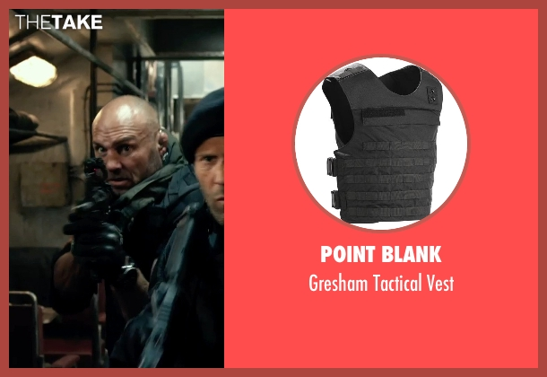 Point Blank vest from The Expendables 3 seen with Randy Couture (Toll Road)