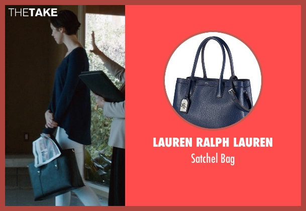 Lauren Ralph Lauren blue bag from The Gift seen with Rebecca Hall (Robyn)