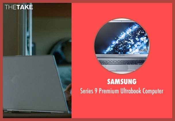 Samsung computer from The Gift seen with Rebecca Hall (Robyn)