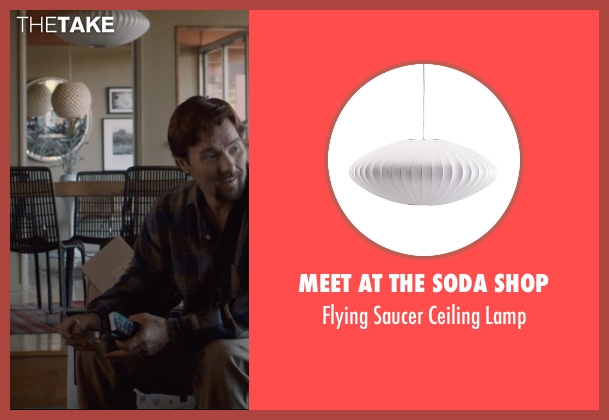 Meet at The Soda Shop lamp from The Gift seen with Rebecca Hall (Robyn)