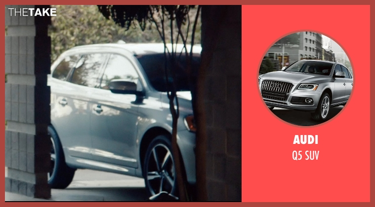 Audi suv from The Gift seen with Rebecca Hall (Robyn)