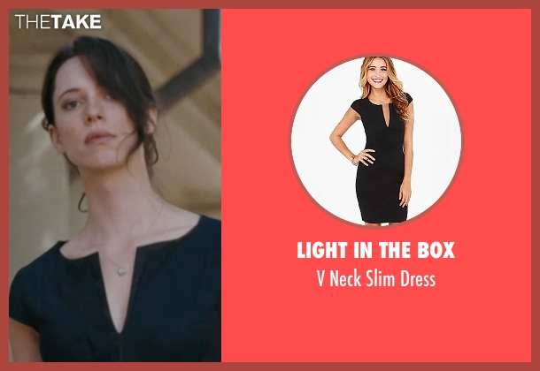Light In The Box black dress from The Town seen with Rebecca Hall (Claire Keesey)