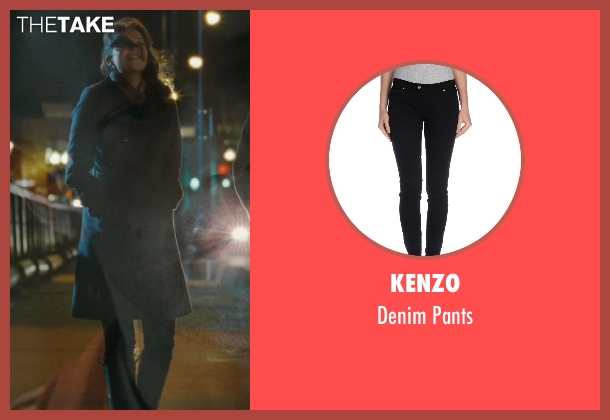 Kenzo black pants from The Town seen with Rebecca Hall (Claire Keesey)