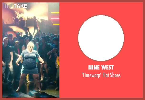 Nine West yellow shoes from How To Be Single seen with Rebel Wilson (Robin)