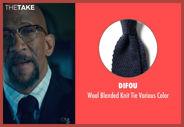 Difou blue color from Fantastic Four seen with Reg E. Cathey (Dr. Franklin Storm)