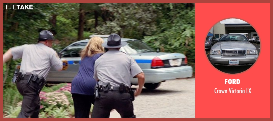 Ford lx from Tammy seen with Rey Hernandez (Lake House Cop)