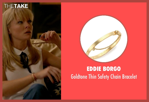 Eddie Borgo bracelet from Empire seen with Rhonda Lyon (Kaitlin Doubleday)