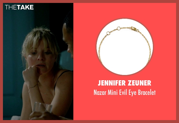 Jennifer Zeuner gold bracelet from Empire seen with Rhonda Lyon (Kaitlin Doubleday)