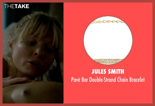 Jules Smith gold bracelet from Empire seen with Rhonda Lyon (Kaitlin Doubleday)