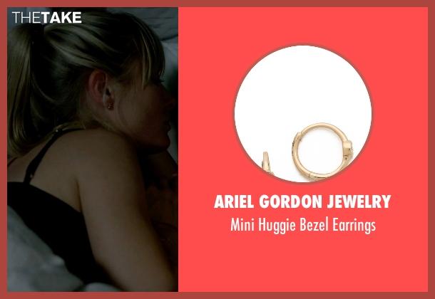 Ariel Gordon Jewelry gold earrings from Empire seen with Rhonda Lyon (Kaitlin Doubleday)