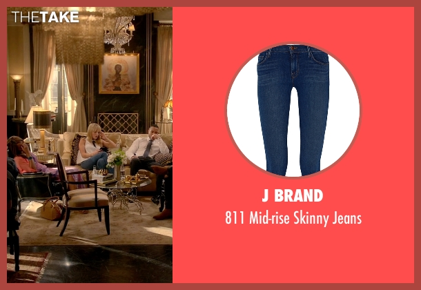 J Brand jeans from Empire seen with Rhonda Lyon (Kaitlin Doubleday)