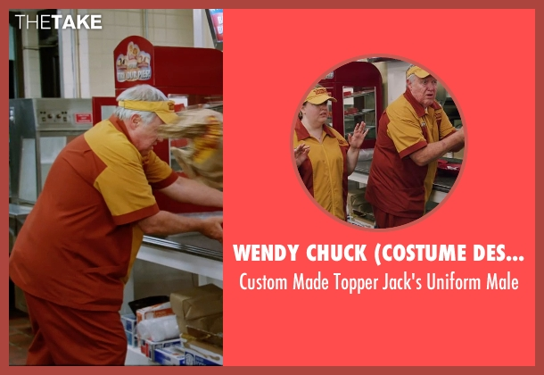 Wendy Chuck (Costume Designer) male from Tammy seen with Rich Williams (Larry)