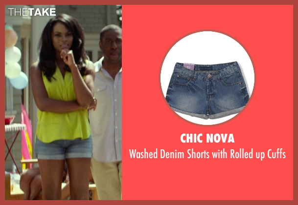 Chic Nova blue cuffs from Ride Along
