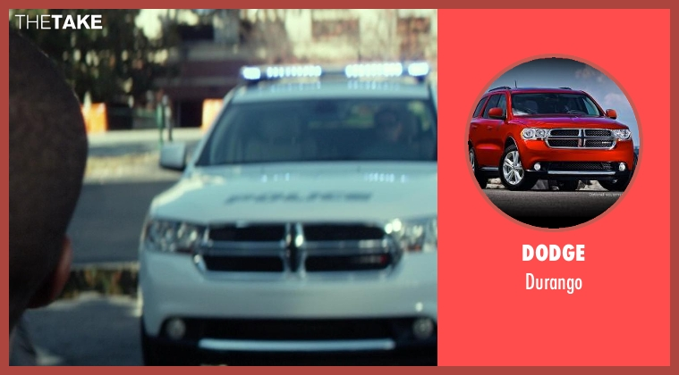 Dodge durango from Ride Along
