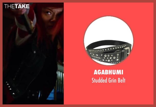 Agabhumi black belt from The Wolverine seen with Rila Fukushima (Yukio)