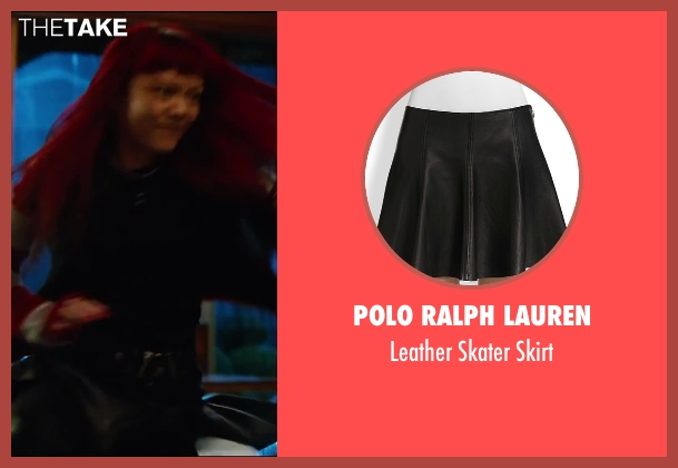 Polo Ralph Lauren black skirt from The Wolverine seen with Rila Fukushima (Yukio)