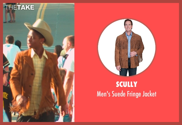 Scully brown jacket from Me and Earl and the Dying Girl seen with RJ Cyler (Earl)