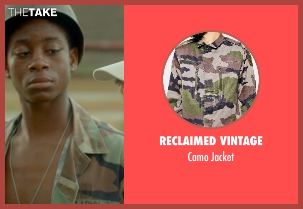 Reclaimed Vintage jacket from Me and Earl and the Dying Girl seen with RJ Cyler (Earl)