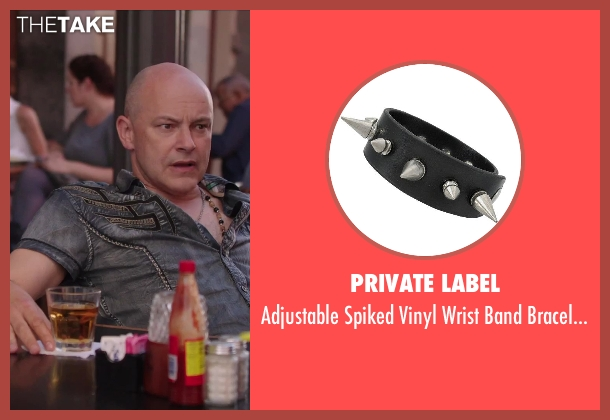 Private Label spikes from Hot Tub Time Machine 2 seen with Rob Corddry (Lou)