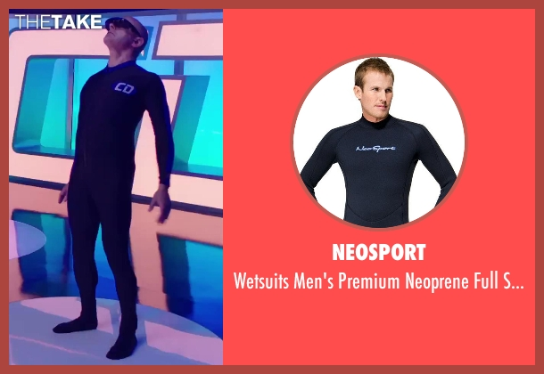 NeoSport suit from Hot Tub Time Machine 2 seen with Rob Corddry (Lou)