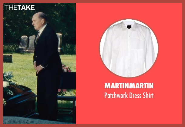 Martinmartin white shirt from The Judge seen with Robert Duvall (Judge Joseph Palmer)