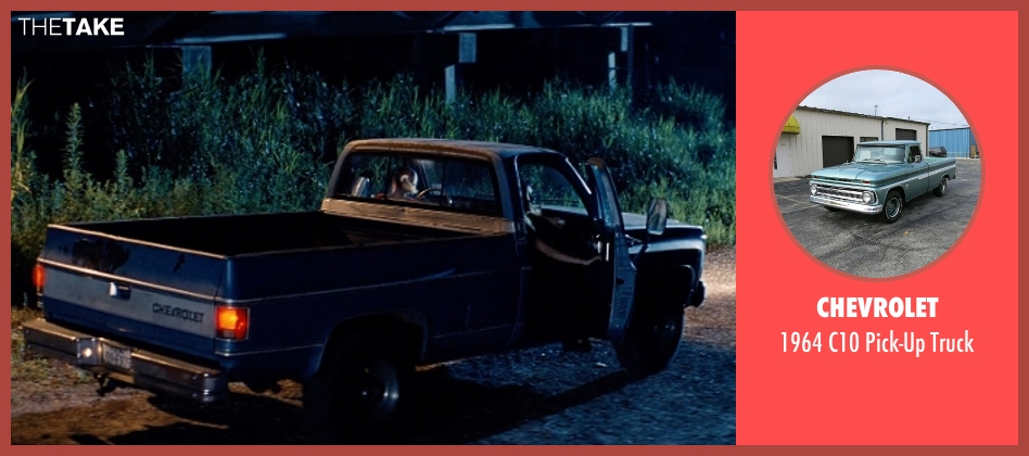 Chevrolet truck from Hot Pursuit seen with Robert Kazinsky (Unknown Character)