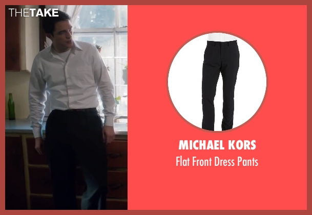 Michael Kors black pants from Life seen with Robert Pattinson (Dennis Stock)